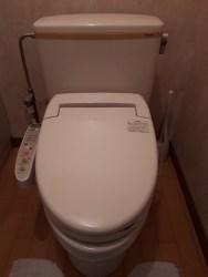 トイレ水漏れ 大阪市港区