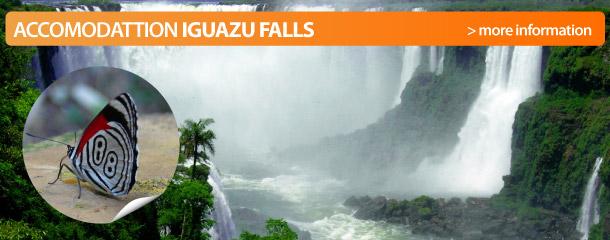 Accommodation in Iguazu Falls