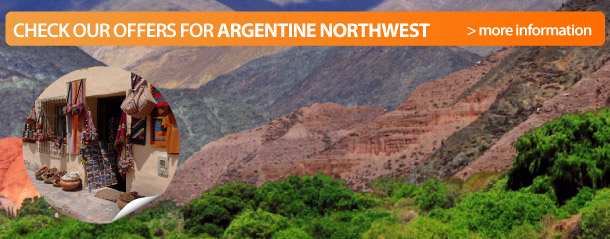 Check our offers for argentine northwest