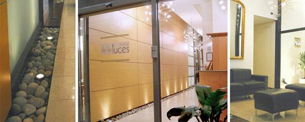 Hotel De Las Luces  Alojamiento en Buenos Aires