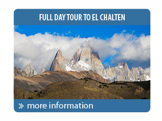 Full Day tours to El Chalten