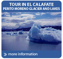 Tours to Perito Moreno Glacier