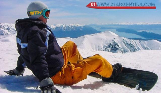 Sky in Bariloche