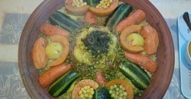 أطباق تقليدية