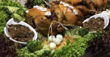 أطباق الدجاج
