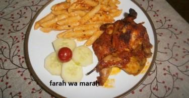 اطباق الدجاج بطرق مختلفة