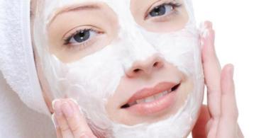 وصفة لتبييض الوجه