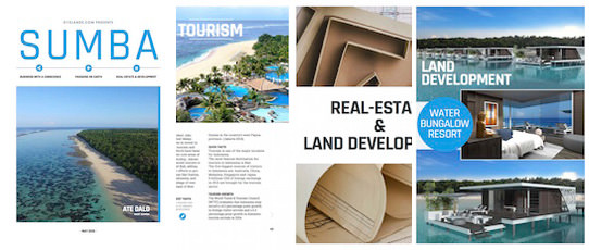Sumba real estate brochure