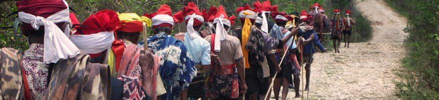 Marapu religion in Sumba