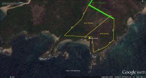Sumba Marosi land limits and access road