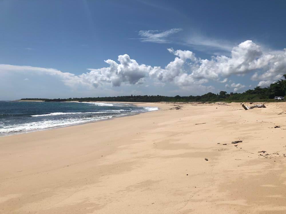 Waynyapu surf beach land for sale Sumba