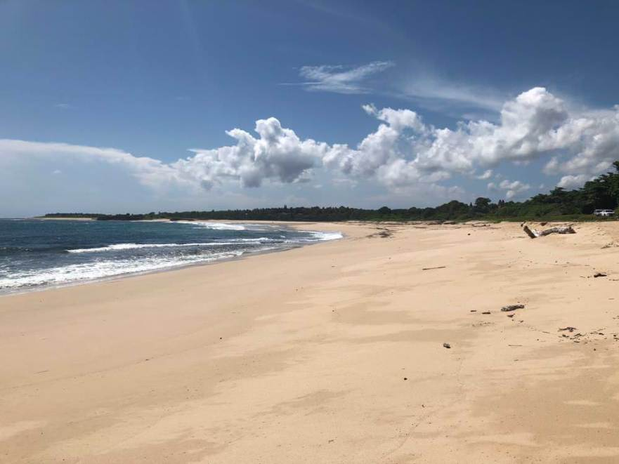 Waynyapu surf beach land for sale Sumba