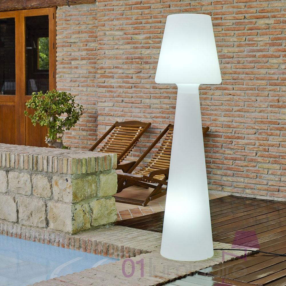 Lampadaire Extrieur Casa Light Hauteur 165cm Lampe