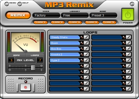 Captures Dcran Screenshots Et Images De MP3 Remix Pour