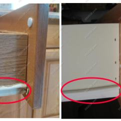 Cheap Kitchen Cabinets Mirrored How To Spot Cabinet Quality | Franklin, Ma ...