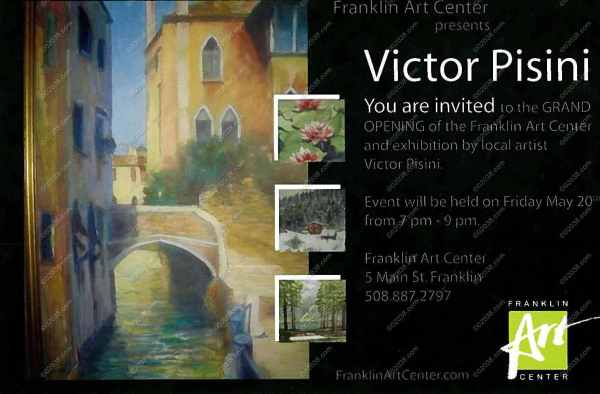 Surprising Exhibition Opens Franklin Arts Center Friday