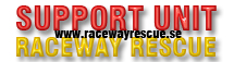 Raceway Rescue -  Support Unit