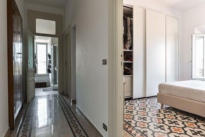 Ristrutturazione appartamento  Roma  Porta Maggiore  02A
