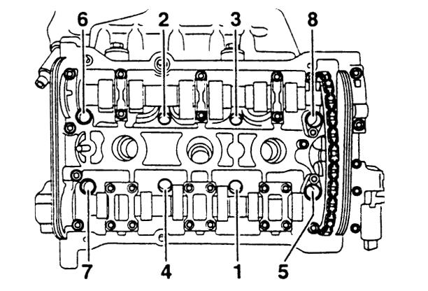 B16 head torque specs