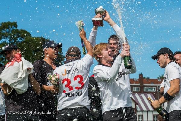 Cricket - HCC 2 – Sparta 1, Den Haag - 13-08-2017