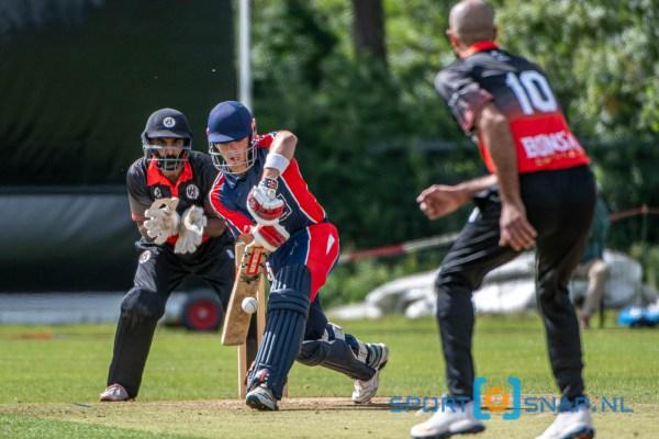 05-09-2020: Cricket T20: Sparta v VCC: Den Haag Cricket T20 Topklasse heren 2020 Halve finale T20