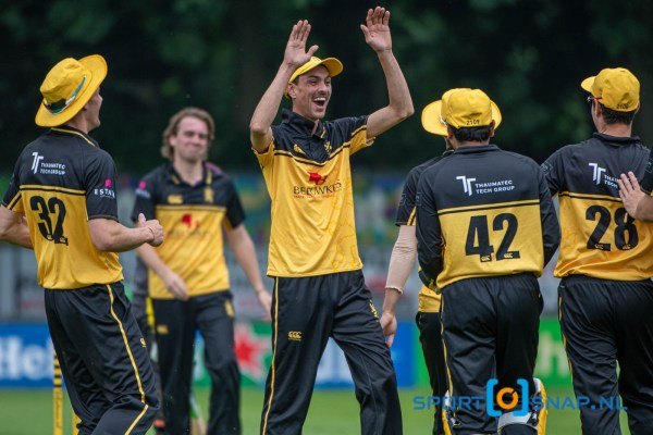 03-07-2021: Cricket: HCC 1 - Dosti 1: Den Haag