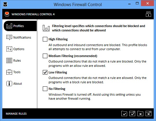 Windows Firewall Control 4.0.0.4