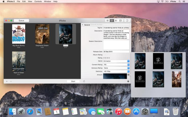 iFlicks v2.2.1 (Mac OS X)