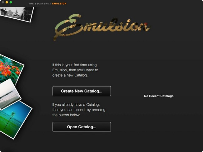 The Escapers Emulsion 1.4.0 MacOSX