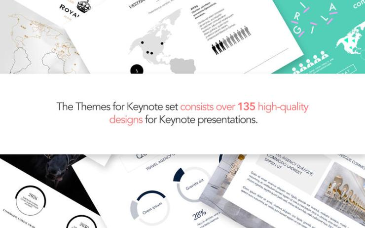 Themes for Keynote By Graphic Node 4.7 Mac OS X