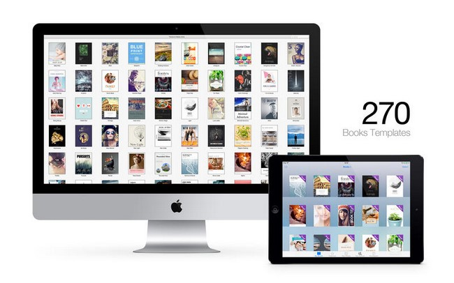 Graphic Node Themes for iBooks Author 4.6