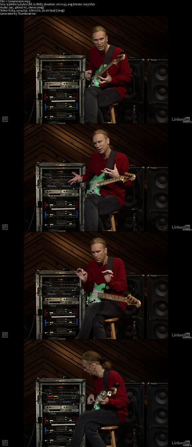 Advanced Electric Bass with Billy Sheehan