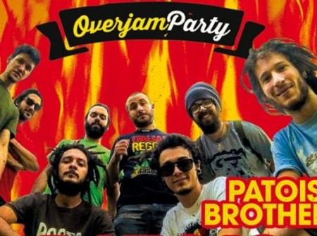 Overjam Party Patois Brothers