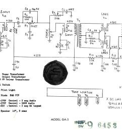 gibson falcon amp schematic wiring diagram megagibson garage amps gibson falcon amp schematic [ 4200 x 2400 Pixel ]