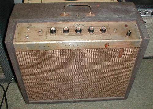 small resolution of does anyone know what tubes are in a 64 gibson falcon the gear page gibson falcon amp schematic gibson falcon schematic