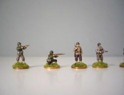 CAESAR H054 Infantería americana