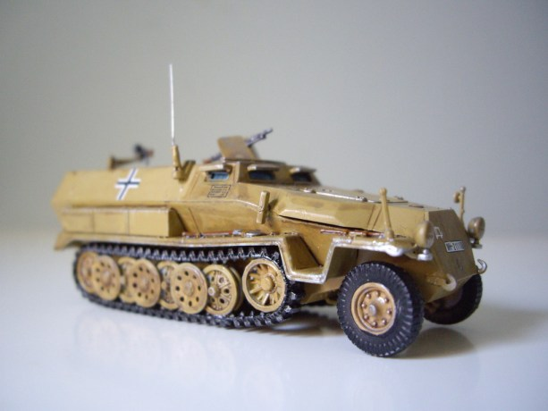 Dragon Armor Sd.Kfz. 251/1 Ausf.C