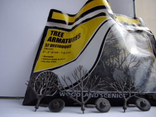 Woodlan Scenics TR-1121