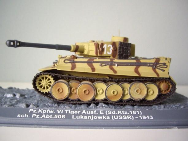 nº23 – Altaya Pz.Kpfw. VI Tiger Ausf. E (Sd.Kfz.181)