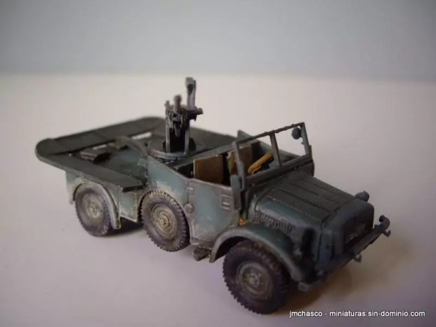 MAC Distribution Horch 108 Sd.Kfz.70