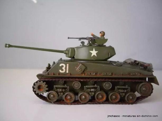 Hasegawa Sherman M4A3E8