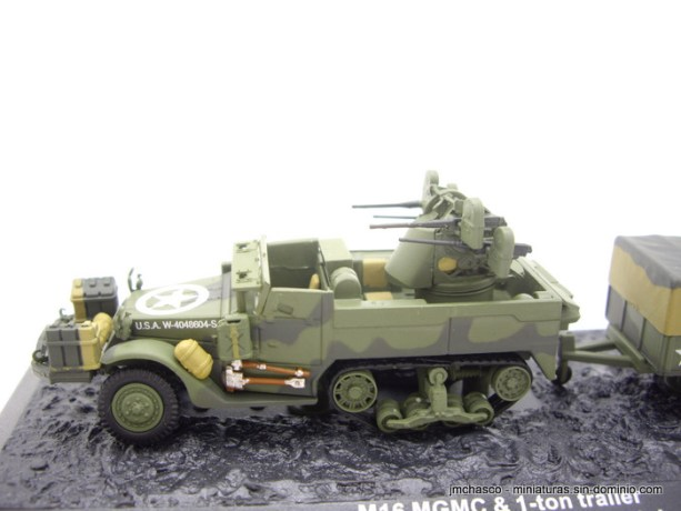 nº01 – Altaya – IXO M16 MGMC