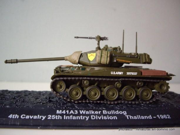 nº05 – Altaya IXO M41A3 Walker Bulldog