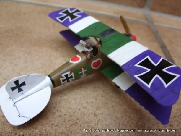 Revell 1/72nd Albatross D.III