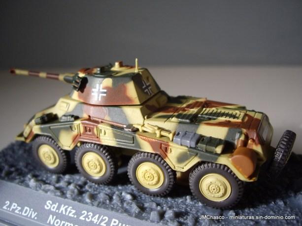 nº60 – Altaya – IXO – Sd.Kfz. 234/2 – Puma