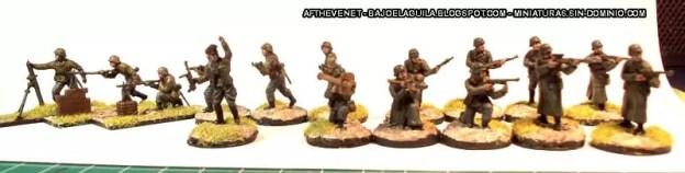 Italeri 6068 German Elite Troops – Revell 02584 German Mechanized Infantrymen