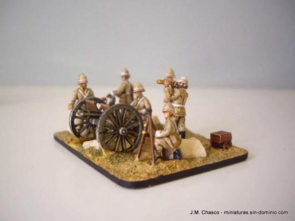 1/72 Hät 8179 Gatling Gun | 1/72 Depot  Miniatures - Plastic