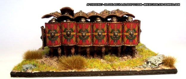 Warlord Games – Roman Testudo