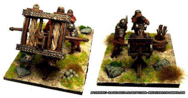 Warlord Games – Roman War Machines