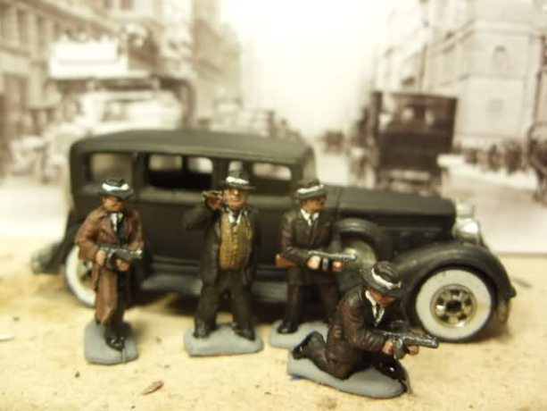 RedBox Gangsters (72036)